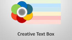 Creative Text Box - Editable PowerPoint Presentation